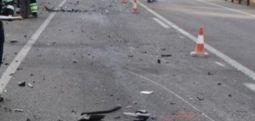 Tetë persona të lënduar në nëntë aksidente