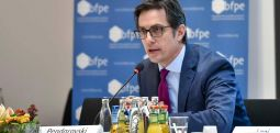 Pendarovski: Edhe qytetarët e Ballkanit Perëndimorë meritojnë të jenë pjesë e BE-së