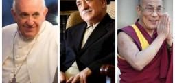 Nga Papa, te Gylen dhe Dalai Lama: 100 liderët më me ndikim shpirtëror në botë