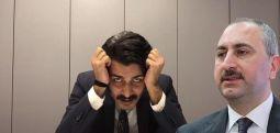 """""""Adalet Bakanı Abdülhamit Gül şöyle dedi: Haklısın ama bunları söylersem bana da f.töcü derler"""""""