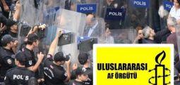 Uluslarası Af Örgütü'nün Türkiye araştırması: 'Yüzde 62,6 temel hak ve özgürlüklerinin kısıtlandığını hissediyor'