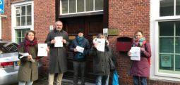 Hollandalı yargıçlar, Türk Büyükelçiliğine dilekçe verdi: Tutuklu yargıçları, avukatları serbest bırakın