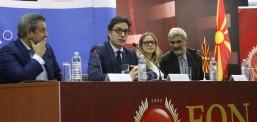Пендаровски: НАТО е фактор на стабилност и ја засилува внатрешната кохезија