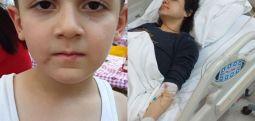 Kanser hastası kadını da tutukladılar: '6 yaşındaki çocuğu ortada kaldı'