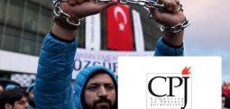 Utanç tablosu: Türkiye, en çok gazetecinin hapiste olduğu 2. ülke