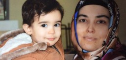 Çocuğun gözlerinden yaşlar geliyor : Bebeklerin bulunduğu Çorum Cezaevinde kalorifer yanmıyor