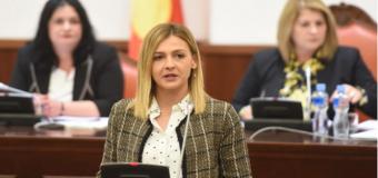 Ангеловска: Буџетот за 2020-та е реален и сериозно насочен кон човечкиот капитал
