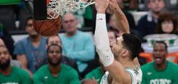Celtics, Bulls'u 113-101'le geçti; Enes Kanter maçın oyuncusu seçildi