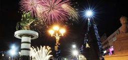 Потрошени 675 илјади евра за новогодишно украсување низ земјава