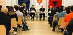 Oda e Hamburgut bën bashkë ambasadorin e Shqipërisë, Kosovës dhe të Maqedonisë së Veriut