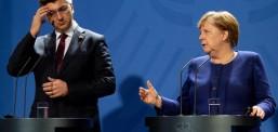 Merkeli dhe Plenkoviqi shpresojnë për përparim të Maqedonisë së Veriut dhe Shqipërisë