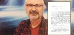 Mustafa Ünal, Silivri'den yazdı: 'Doğmamış torunuma mektuplar…'