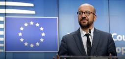 Sharl Mishel, kreu i Këshilit Evropian të premten viziton Shkupin