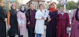 Tutuklu Harp Okulu öğrencilerinin annelerine 'terör' operasyonu