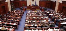Ndryshimet e Kodit zgjedhor në seancë parlamentare