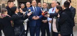 Спасовски: Нема штетен отпад увезен во државата