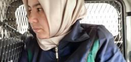 Ankara TEM Şube'de gözaltındaki Melek Çetinkaya, zor durumda!