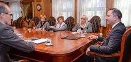 Spasovski në takim me Shoqatën e Gjykatësve