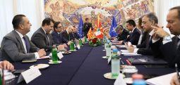 Пендаровски-Ди Мајо: Поддршка од Италија за ЕУ и НАТО