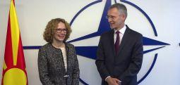 Shekerinska: Anëtarësimi ne NATO na jep fuqi dhe energji të re