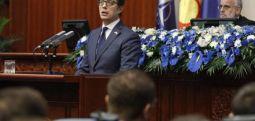 Pendarovski do të nënshkruajë dekretin për ratifikimin e vendit në NATO