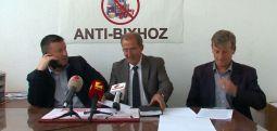 Lëvizja Anti-bixhoz paralajmëron bllokim të rrugëve