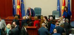 Shpërndahet Kuvendi i Republikë së Maqedonisë së Veriut, zgjedhjet e parakohshme më 12 prill