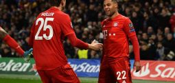 Bayerni prek çerekfinalet, Napoli dhe Barça ndahen në paqe
