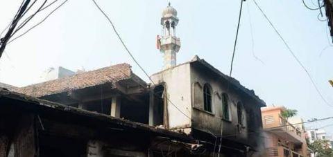 Hindistan'daki protestolarda ölü sayısı 27'ye yükseldi, 2 cami kundaklandı