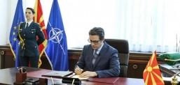 Kuzey Makedonya, NATO'ya katılmak için gerekli olan son üyelik belgesini imzaladı