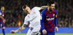 'Tehlike geçmiştir' diyene kadar Barcelona, Real Madrid ve Messi yok