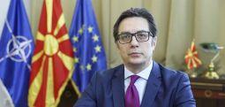 Pendarovski: Merituam kapitull të ri në realizimin e qëllimeve strategjike