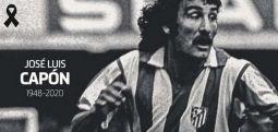 Vdiq legjenda e Atletiko Madrid, Hoze Luis Kapon