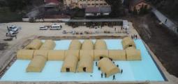 Finalizohet spitali ndihmës në Shkup ku do të shtrohen të prekurit nga coronavirusi