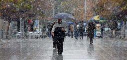 Pasdite reshje të shiut, në male borë