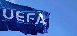 UEFA tüm milli maçları erteledi, FFP'yi askıya aldı