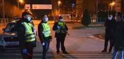 Maqedoni: 72 shkelje të orës policore në 24 orët e fundit