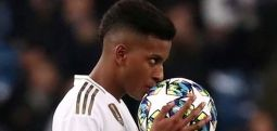 Pele, Robinho, Neymar… Rodrygo!