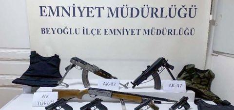 Suç makineleri kalaşnikofla çatıştı, adli kontrolle serbest kaldı