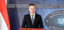 Sijatro: Më së voni në qershor Maqedonia e Veriut t'i fillojë negociatat me BE-në