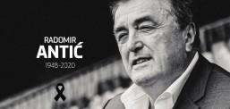 Почина Радомир Антиќ