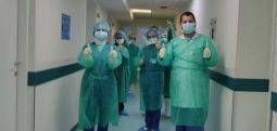Gjashtë raste të reja të të infektuarve me Kovid-19 në Shqipëri, më së paku gjatë ditëve të fundit