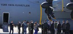 Турска помош од маски, скафандери и тестови пристигна во земјава
