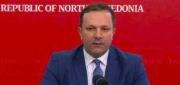 Spasovski: Të qëndrojmë të bashkuar, të fuqishëm dhe të përkushtuar në këto momente të vështira