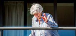 Koronavirüsten kurtulan en yaşlı hasta: 107 yaşındaki Hollandalı Cornelia Ras
