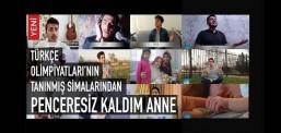 Türkçe Olimpiyatları'nın tanınmış yüzlerinden Anneler Günü sürprizi