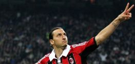 Report: Ibrahimovic back in Sweden after pulling calf muscle