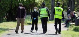 Regjistrohen 625 shkelje për mosmbajtje të maskës mbrojtëse