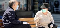 МВР: На 70 лица им се издадени решенија за изолација, регистриран 461 прекршок за неносење заштита на лице