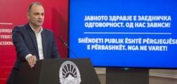 Филипче предупреди за повторно воведување рестрикции поради непочитување на мерките